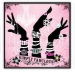 Bling By Number Canvas Wall Art - Simply Fabulous